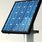 BFT, Système d'alimentation à énergie solaire BFT pour portails et portes