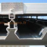 Solapro. Système universel d'intégration de PV en toiture