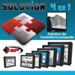 KEP. Solutions de Contrôle/Commande pour la GTB