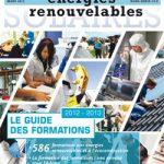 Guide des formations aux énergies renouvelables