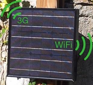 2iser borne wifi tamzag for Borne wifi exterieur