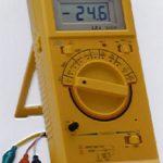 CXR, multimètre pour lignes de transmission LEA