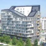 A Paris, un immeuble BBC intègre une toiture photovoltaïque