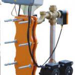 Charot, échangeur à plaques pour basses températures