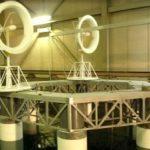 Au Japon l'université Kyushu développe l'éolienne Wind Lense