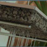VM-Matériaux, béton de sol qui laisse s'infiltrer l'eau de surface pour une meilleure gestion du ruissellement