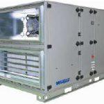 Airwell Wesper, centrale de traitement d'air en phase avec la RT 2012