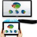 Creston, les présentations audiovisuelles deviennent possibles dans un espace non câblé