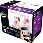 MyFOX, alarme et vidéosurveillance pour l'habitation
