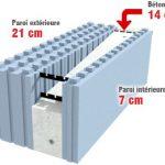 Quick-up Construction, bloc coffrant isolant pour la gros oeuvre