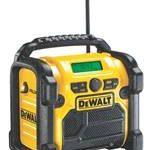 DeWalt, nouvelle radio de chantier ultra compacte