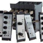 SES Automation, modules de commande et de signalisation 19 pouces