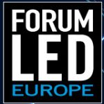 Forum Led Europe, grande halle de la Villette – Paris
