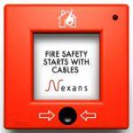 Nexans, conférence sur les câbles de sécurité incendie