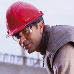 Honeywell, casque de sécurité personnalisable, en ABS à coque nervurée