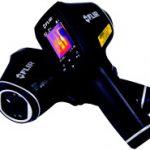 FLIR Systems, thermomètre infrarouge monopoint à image thermique