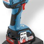 Bosch Professionnal, outils électroportatifs rechargeables par induction