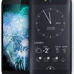 Smartphone de Yota Devices à deux écrans R°/V°, offrant une autonomie très longue durée