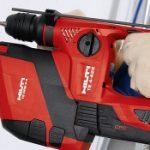 La société Hilti propose un système récupérateur de poussières TE DRS-4-A