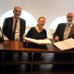 La CAPEB et GrDF signent un partenariat