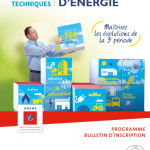 L'Ademe organise les journées techniques Certificats d'Economies d'Energie (CEE) les 2 et 3 juin 2015