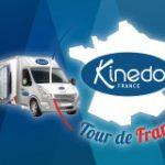 Kinedo entame un tour de France sur 2 ans pour rencontrer les pro-fessionnels du sanitaire