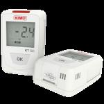 Les enregistreurs Kimo surveillent la température et l'hygrométrie des locaux sensibles
