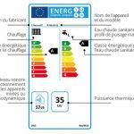 Les normes Eco-conception et l'Etiquetage énergétique seront obligatoires à partir du 26 septembre 2015