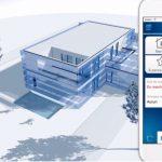 L'application pour mobile E-Daitem gère à distance la sécurité du bâtiment