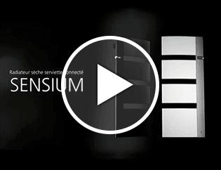 Sensium Radiateur Connecté