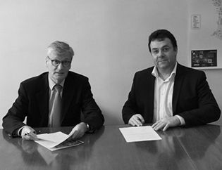 Signature partenariat