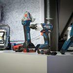 Connectivité des outils Bosch en 2017