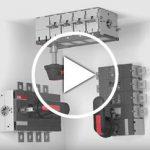 Gamme d'interrupteurs-sectionneurs basse tension