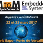 Salon MtoM & Objets Connectés – Embedded Systems 2017
