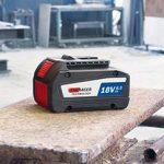 Batterie Bosch 18V : augmentation de performances