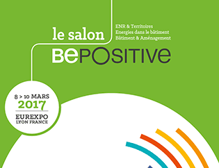 Salon bepositive 2017 lyon eurexpo tamzag for Salon eurexpo lyon 2017