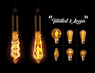 ampoules led decoratives