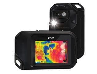 camera thermique de poche