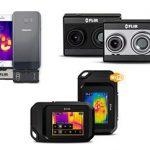 Nouvelles caméras thermiques FLIR lancées lors du CES 2017