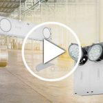 Éclairage de sécurité Altiled, orientable à 360°