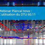 Webinaire – Utilisation du DTU 60.11 pour la modélisation de projets BIM