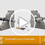Colliers coupe-feu : calfeutrement de tubes et de câbles