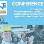 Conférence électriciens CNPP QUALIFELEC