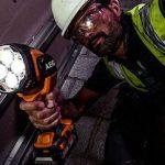 3 solutions d'éclairage de chantier LED par AEG
