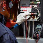 Multimètre numérique pour les inspections électriques industriel