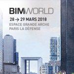 Salon BIM World 2018