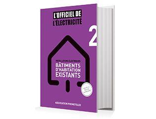 Ouvrage – Installations électriques bâtiments d'habitation existants