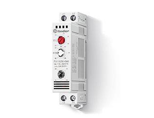 Thermostat d'armoire électrique