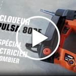 Cloueur spécial électricien et plombier