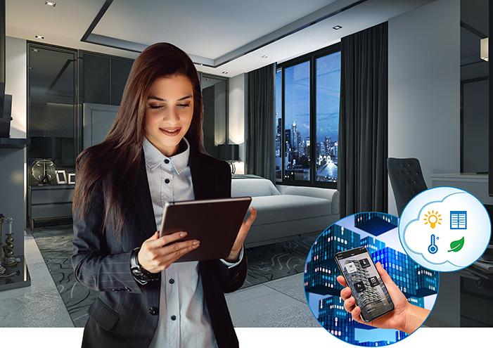 Mobile Building Services de SAUTER